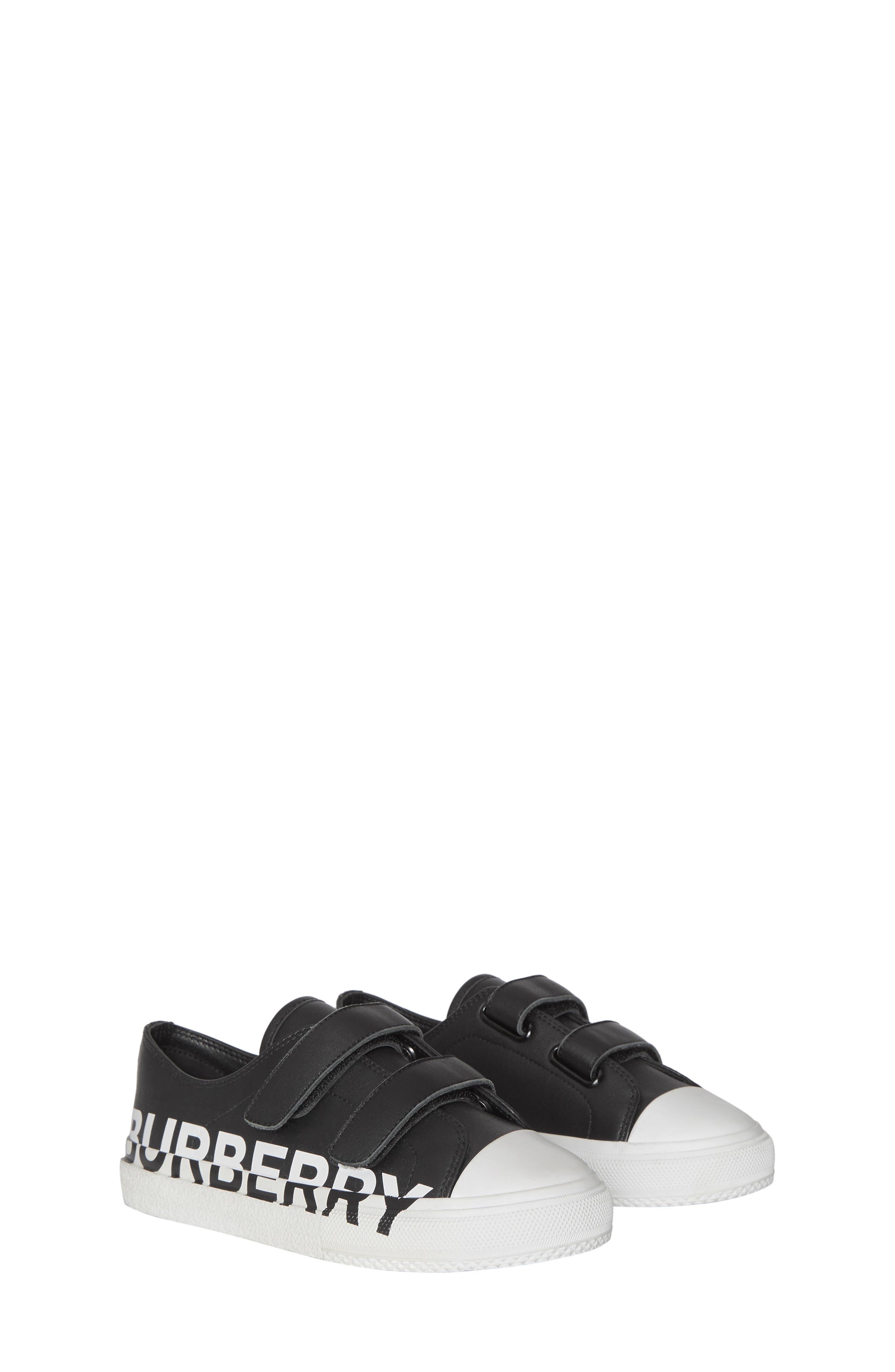 Burberry Mini Larkhall Sneaker