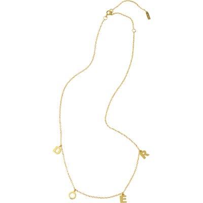 Adornia Doer Necklace