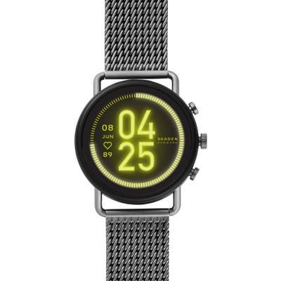 Skagen Falster 3 Mesh Strap Smart Watch, 42Mm
