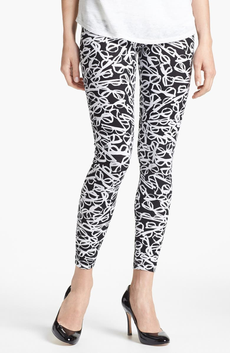 966cfd4fd3498 kate spade new york 'literary glasses' leggings (Online Only ...