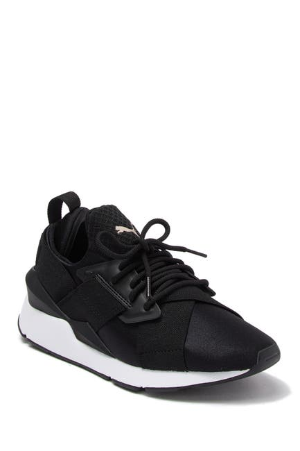 Image of PUMA Muse Satin EP Sneaker