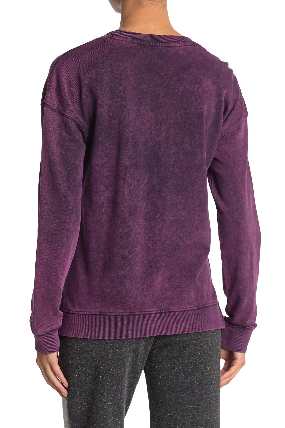 Image of Threads 4 Thought Effie Mineral Wash Pullover Sweatshirt