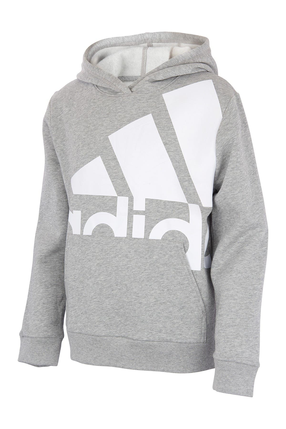 Image of adidas Statement BOS Pullover Hoodie