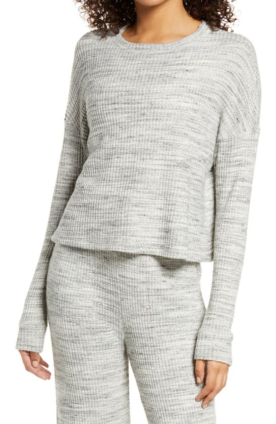 Beyond Yoga Clothing BRUSHED UP CROP PULLOVER
