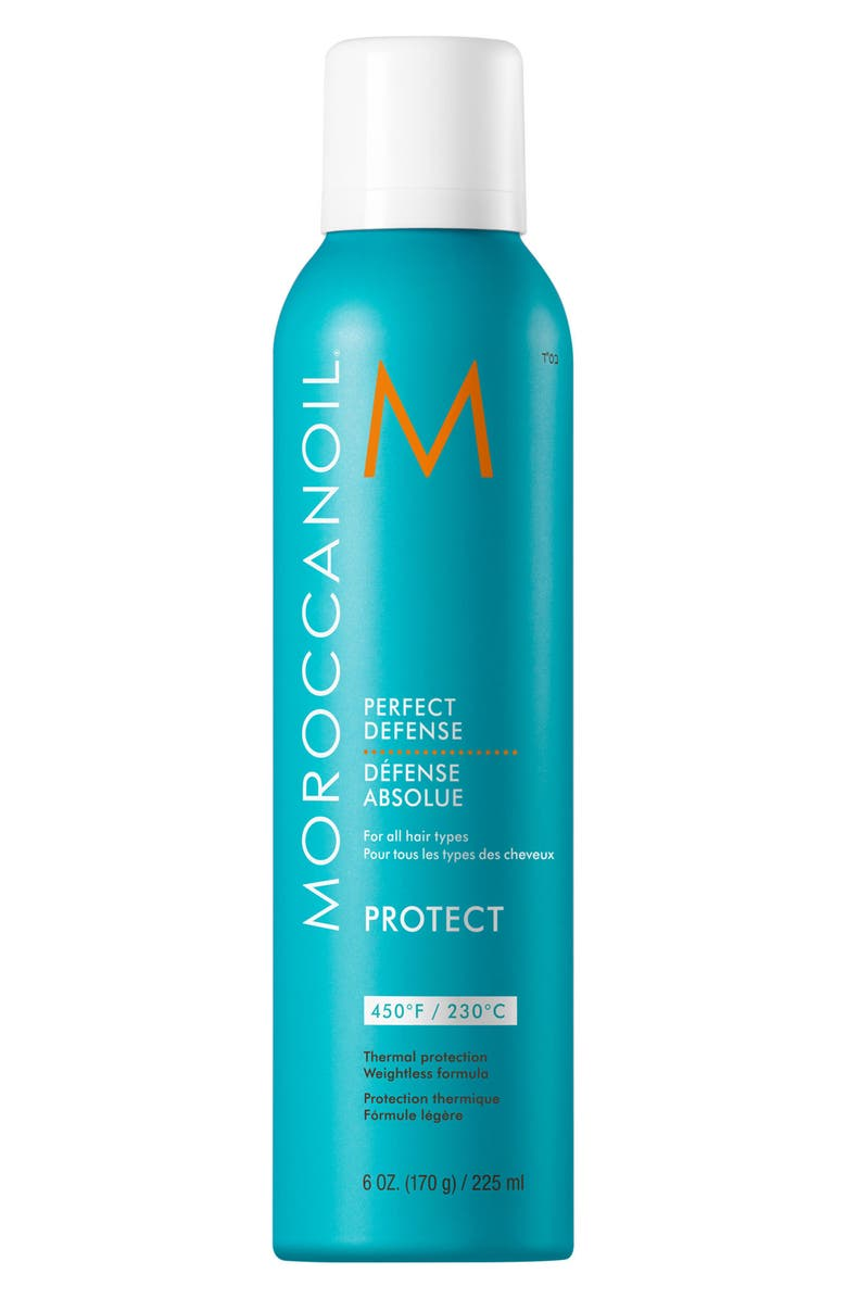 MOROCCANOIL<SUP>®</SUP> Perfect Defense Thermal Protection Spray, Main, color, NO COLOR