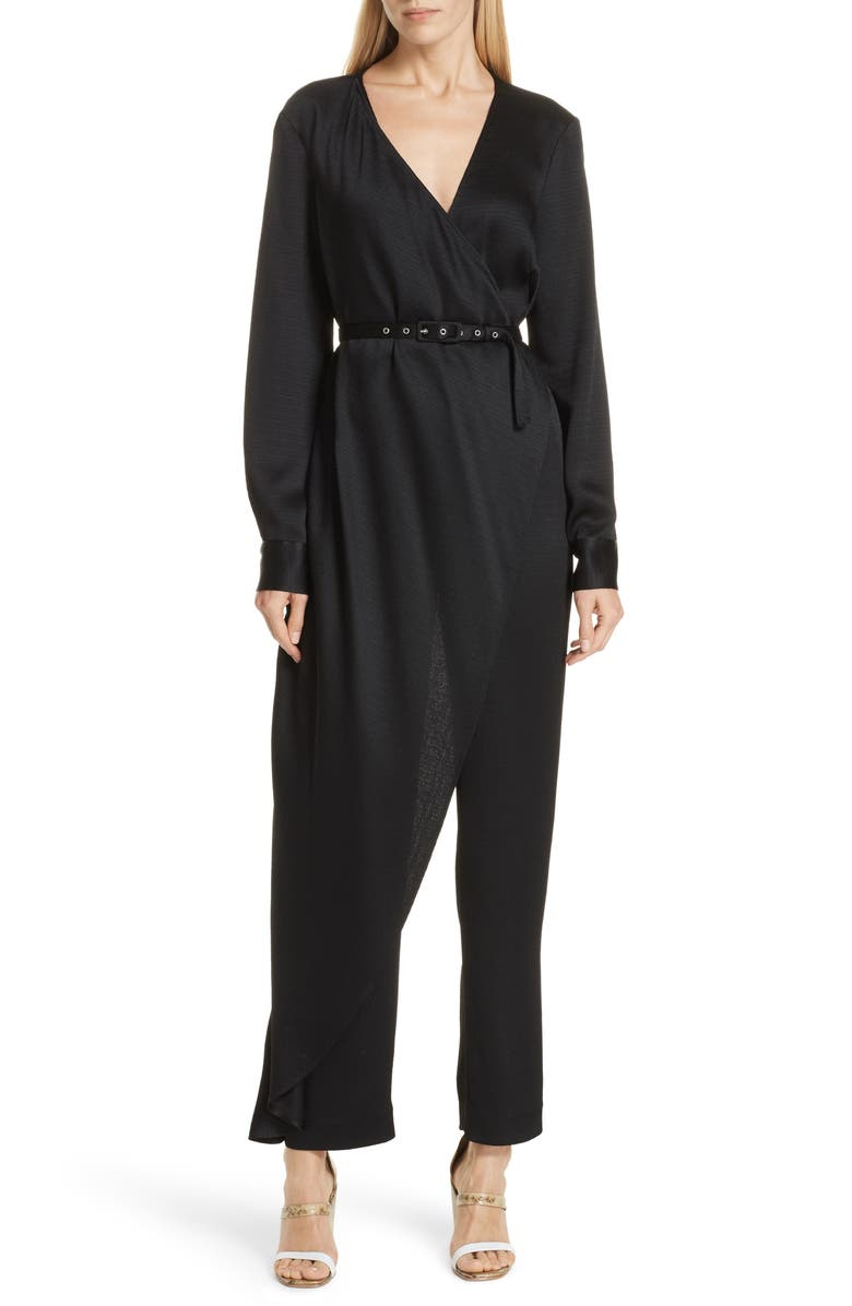 RACHEL COMEY Perceive Jumpsuit, Main, color, 001