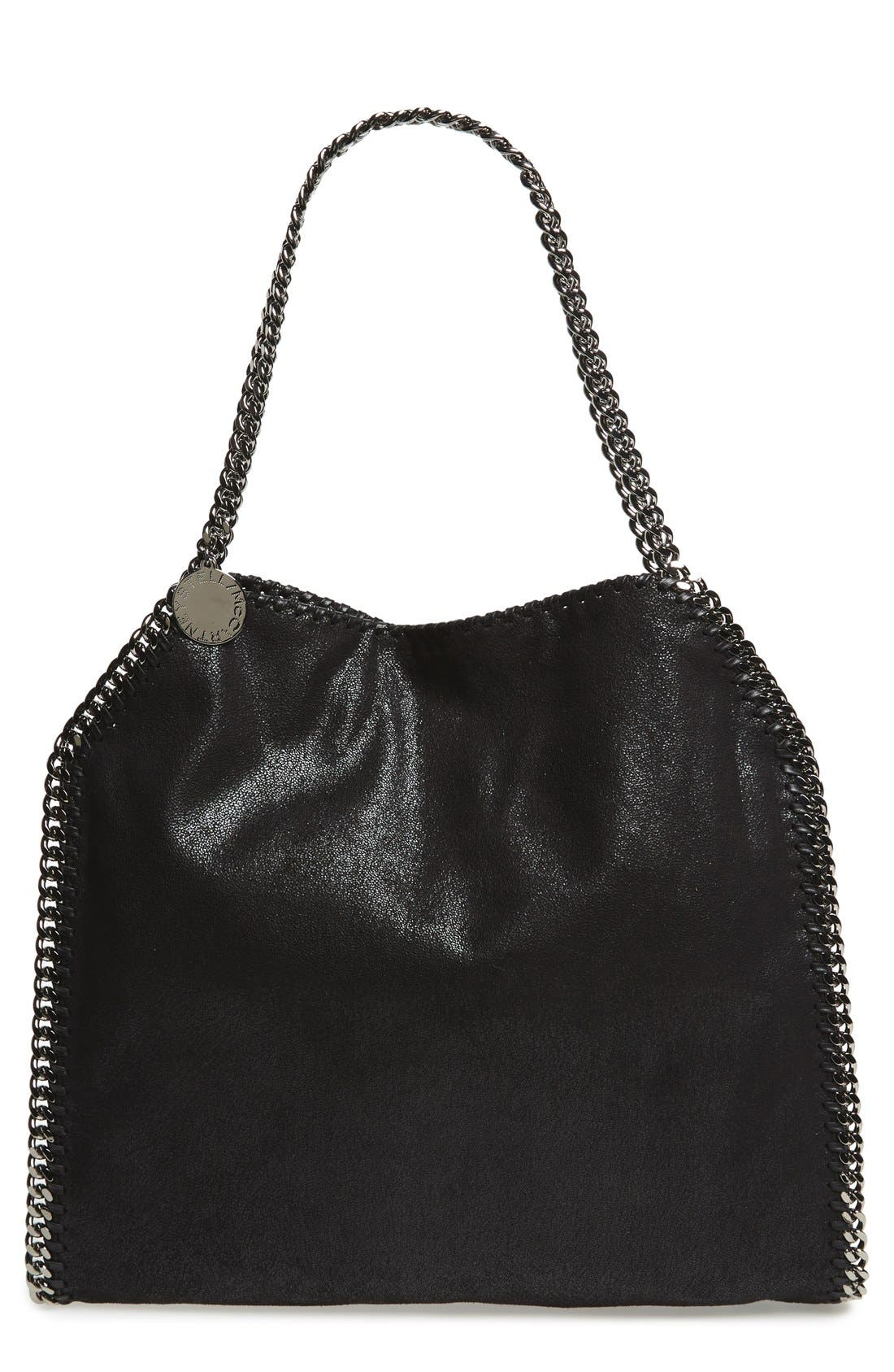 Stella McCartney 'Small Falabella - Shaggy Deer' Faux Leather Tote   Nordstrom