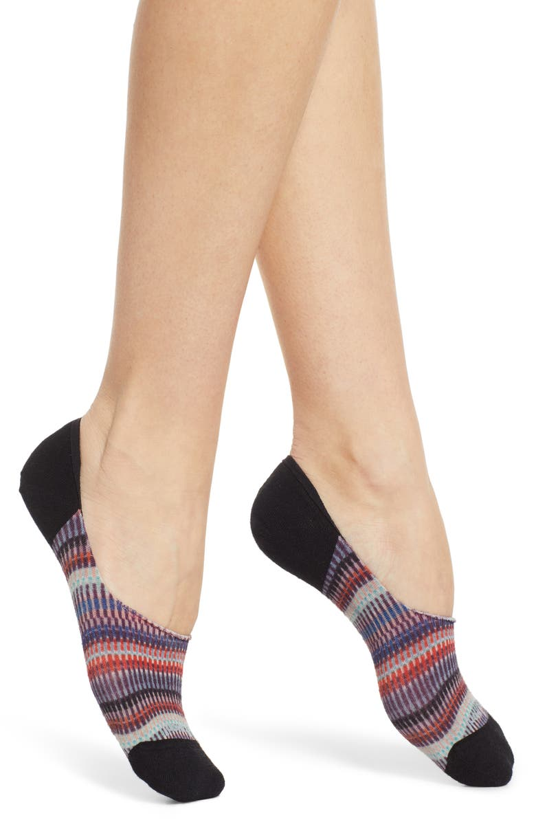 SMARTWOOL Curated Urban Stack No-Show Socks, Main, color, 001