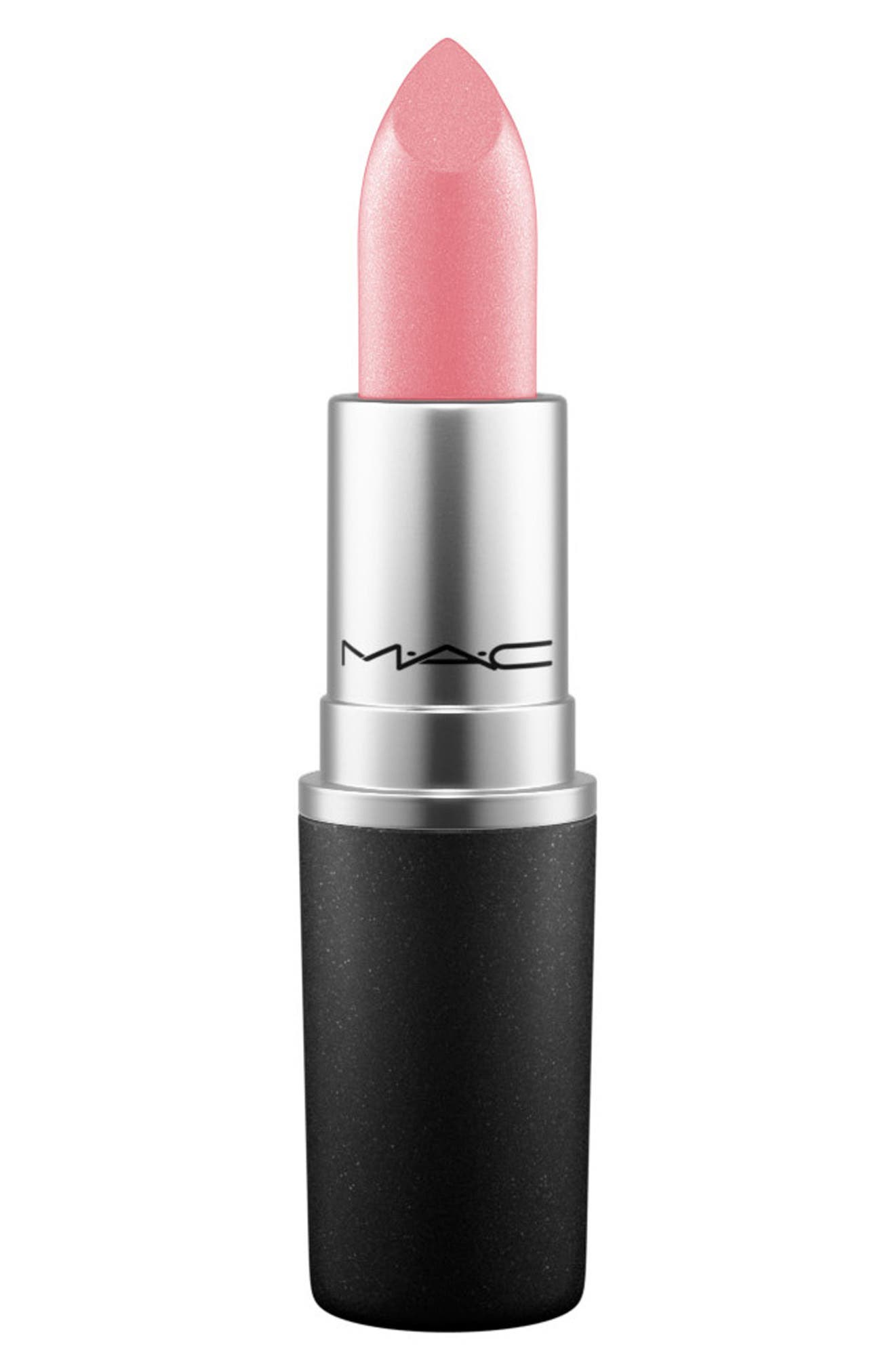 ,                             MAC Strip Down Nude Lipstick,                             Main thumbnail 608, color,                             656