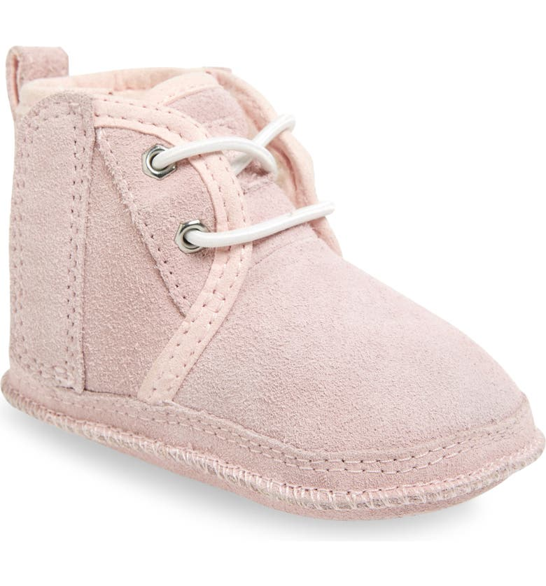 UGG<SUP>®</SUP> Baby Neumel Boot, Main, color, SEASHELL PINK