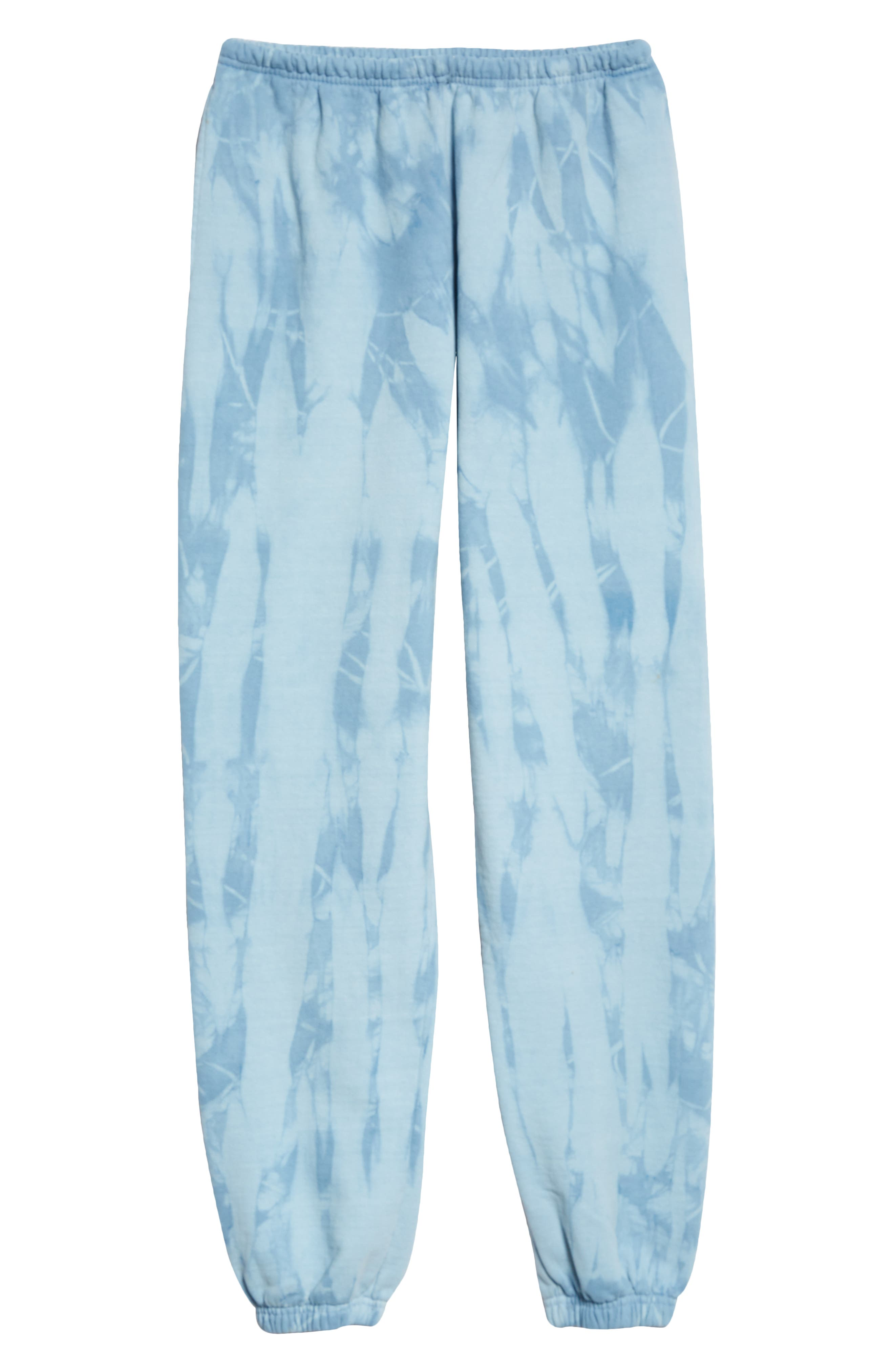 Oatmeal Recycled Cotton Sweatpants