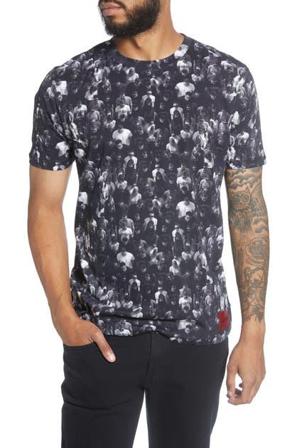 Hugo T-shirts DIAMEN SLIM FIT T-SHIRT