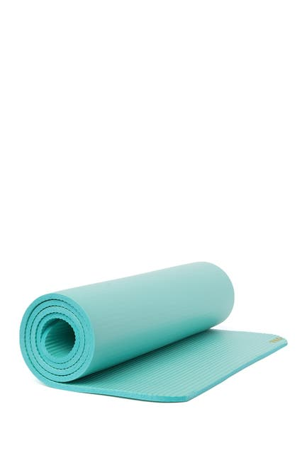 Image of TKO 10mm Exercise Mat w/ Sling - Green