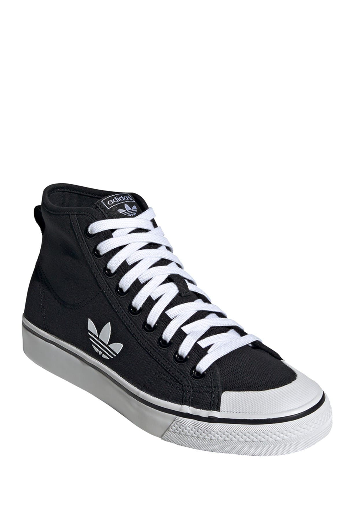 Image of adidas Nizza Lace-Up High Top Sneaker