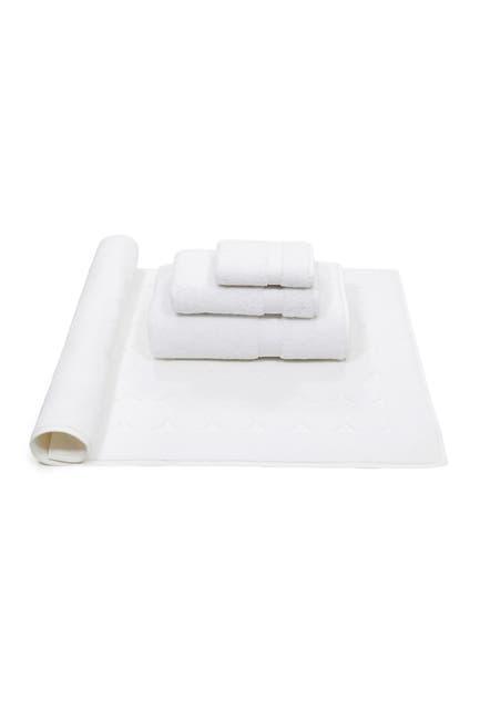 Image of LINUM HOME Sinemis Terry 4-Piece Towel Set - White