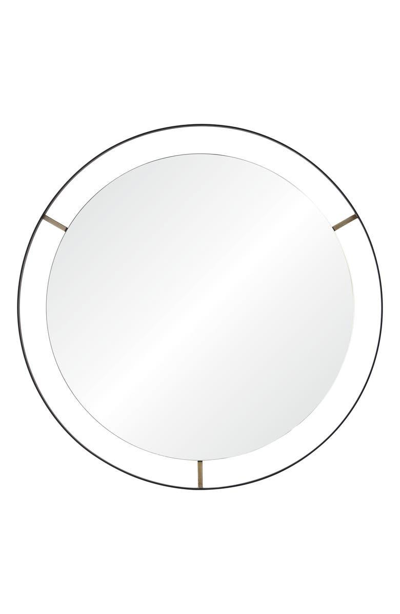 RENWIL Jericho Mirror, Main, color, METALLIC SILVER