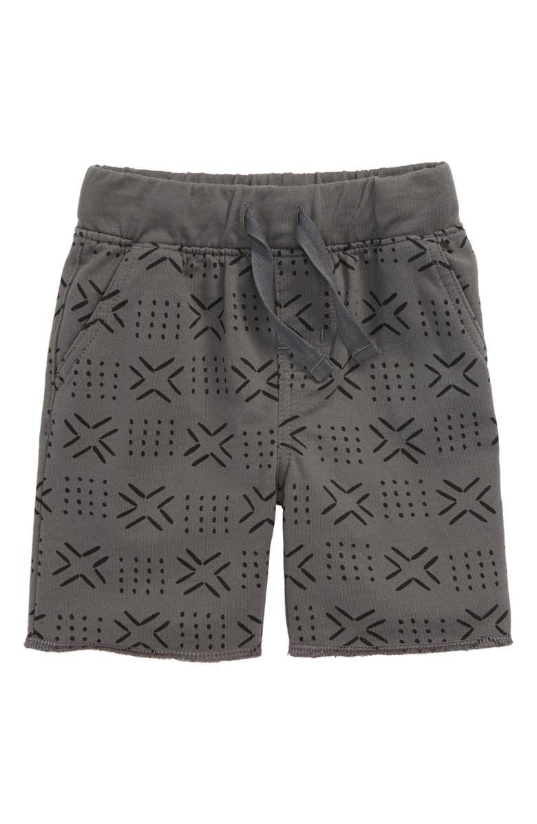 TEA COLLECTION Cruiser Shorts, Main, color, BASKETWEAVE GEO