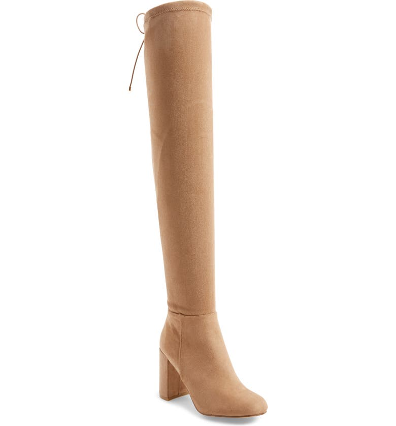 CHINESE LAUNDRY Krush Over the Knee Boot, Main, color, 250