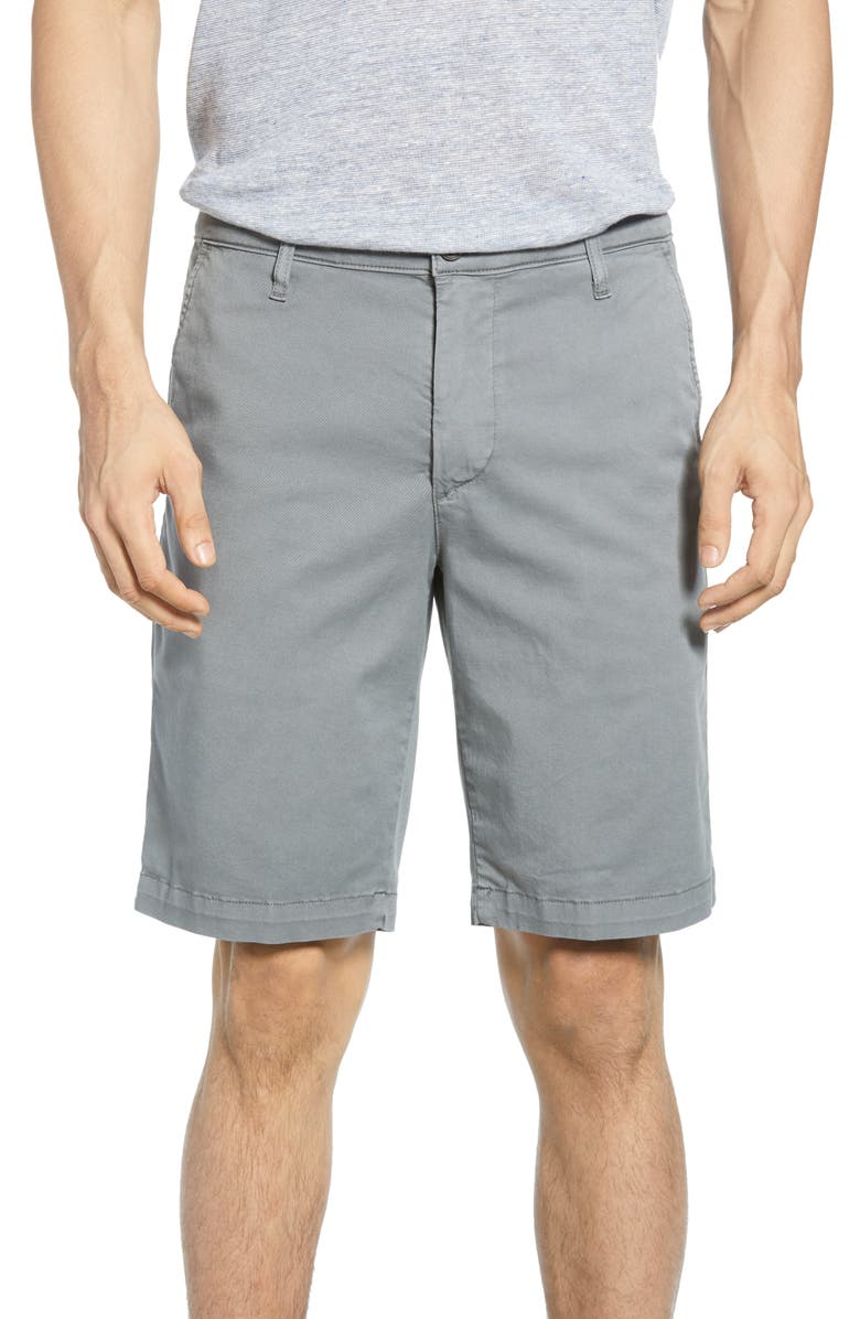 AG Griffin Regular Fit Shorts, Main, color, SULFU FOG BEACON