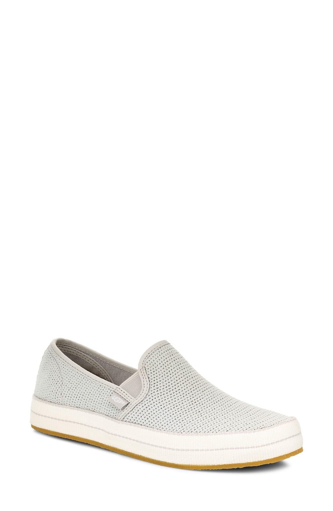 Ugg Bren Slip-On Sneaker, Grey