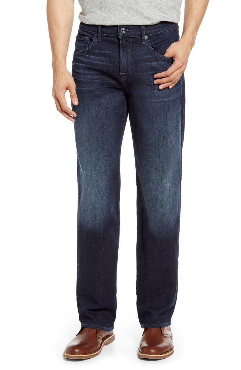7 FOR ALL MANKIND<SUP>®</SUP> Austyn Relaxed Fit Jeans, Main, color, BAKER