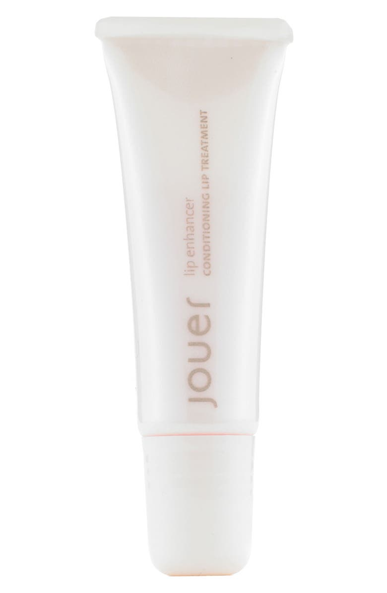 JOUER Lip Enhancer Conditioning Lip Treatment Balm, Main, color, SHEER