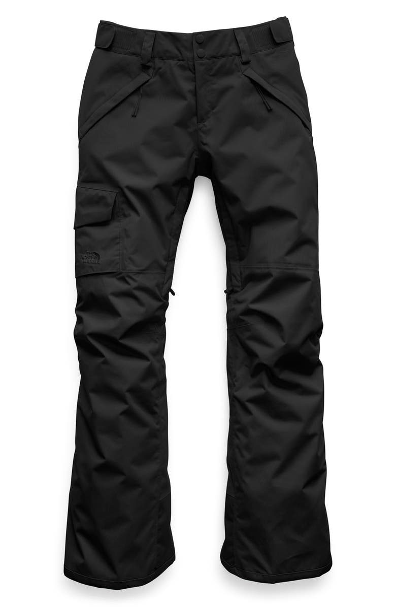 THE NORTH FACE Freedom Waterproof Insulated Pants, Main, color, 001