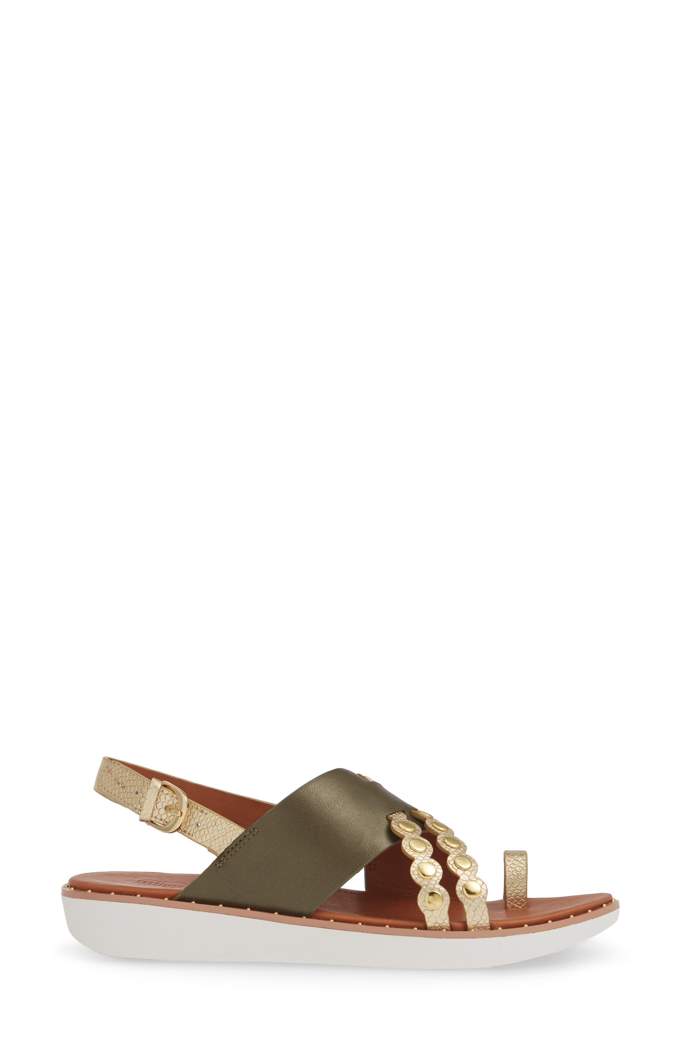 ,                             Scallop Embellished Sandal,                             Alternate thumbnail 15, color,                             353