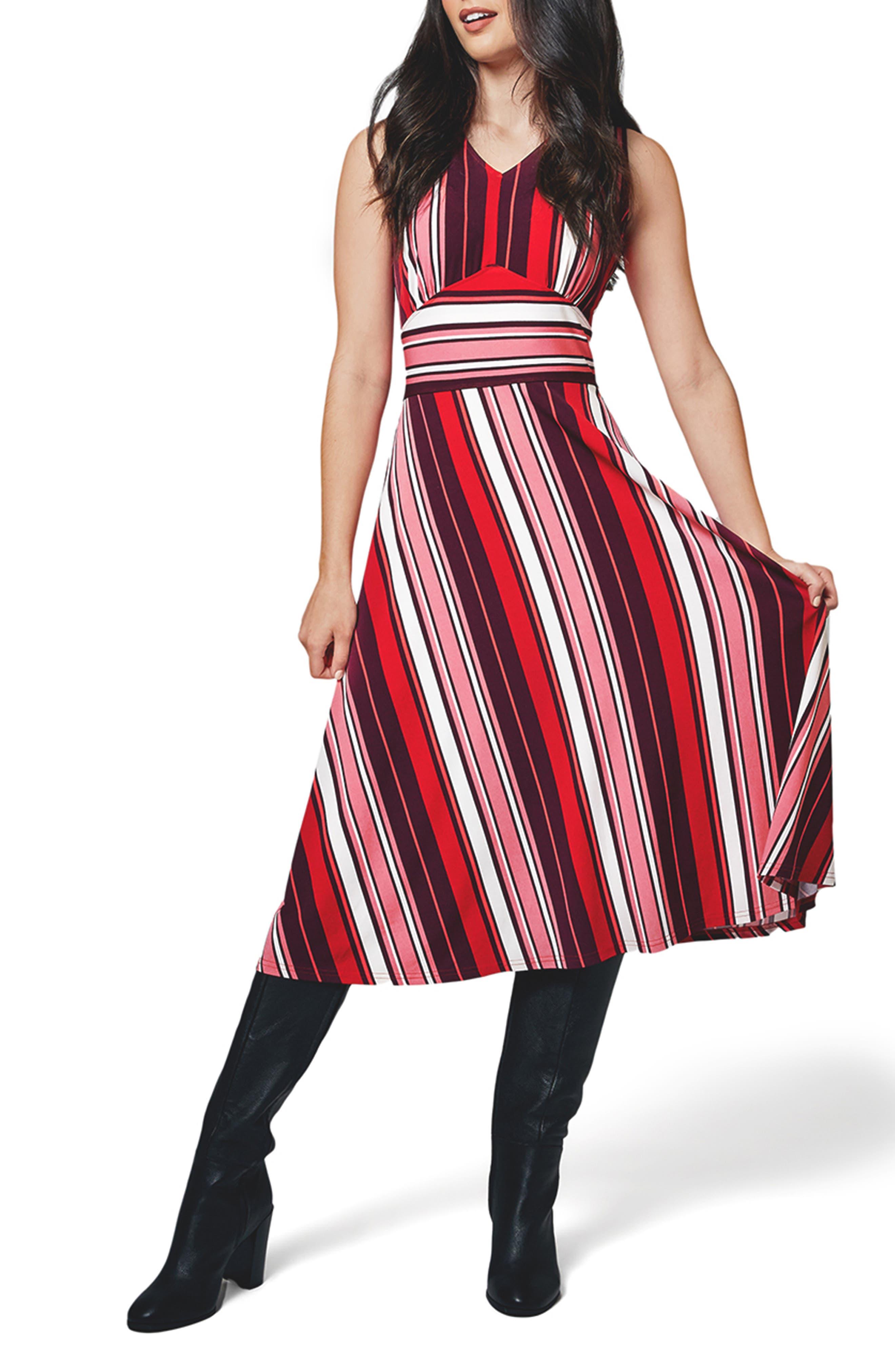 Rosemary Sleeveless Dress