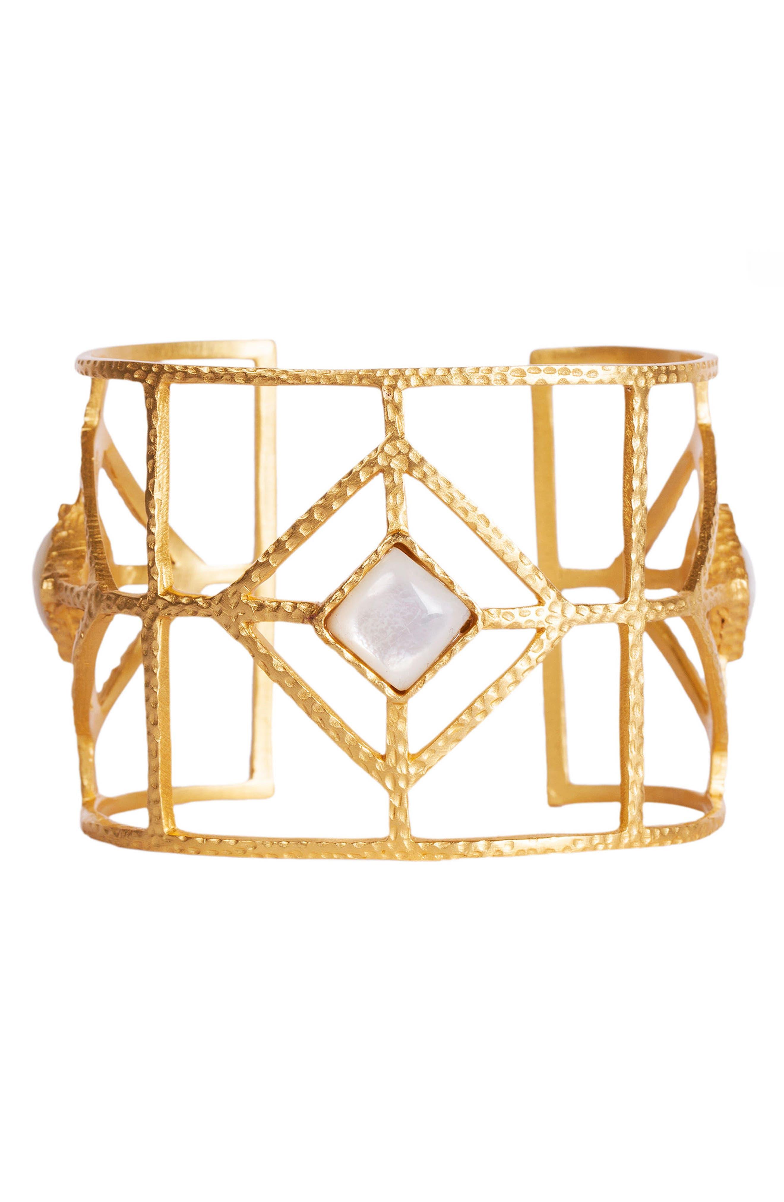 Lux Cuff Bracelet