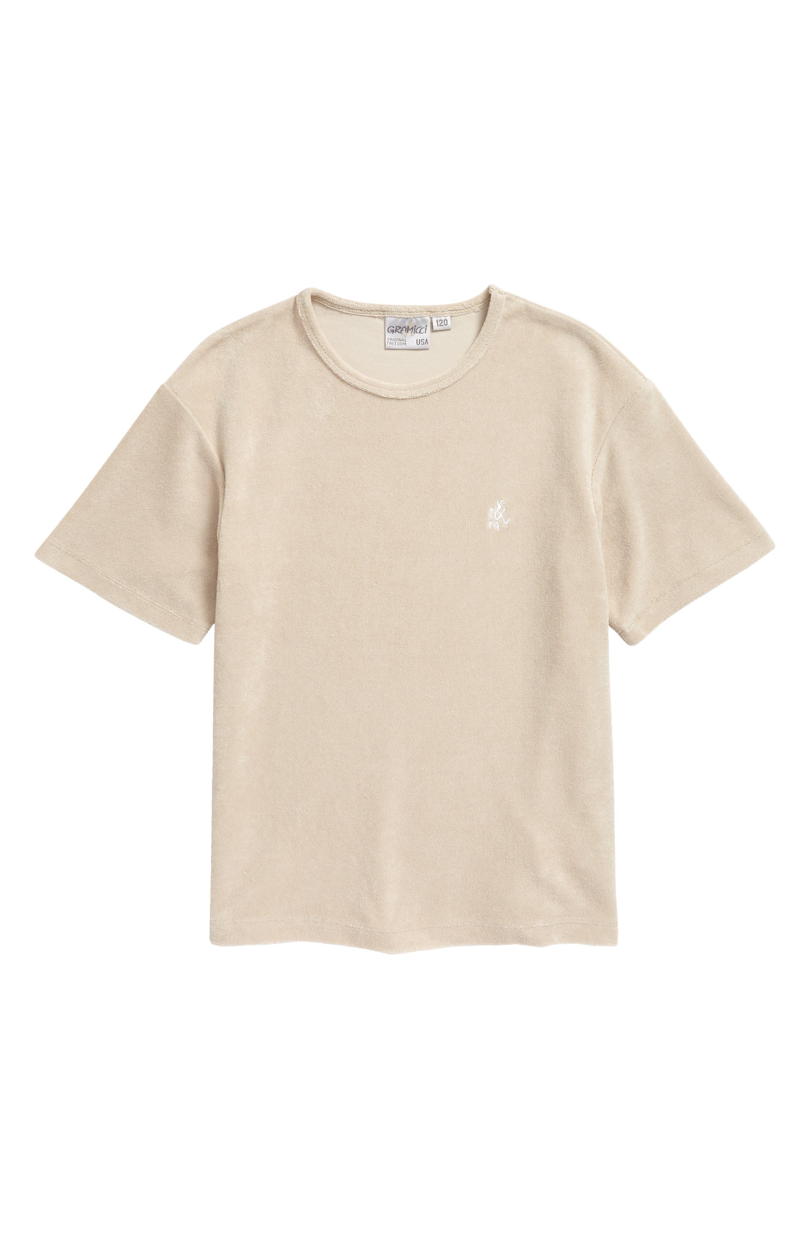 Kids' Terry Camp T-Shirt