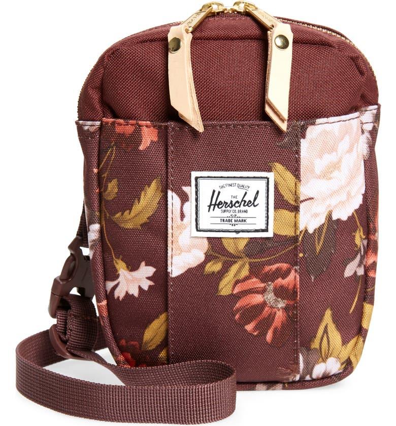 HERSCHEL SUPPLY CO. Cruz Crossbody Bag, Main, color, SKETCH BLOOM