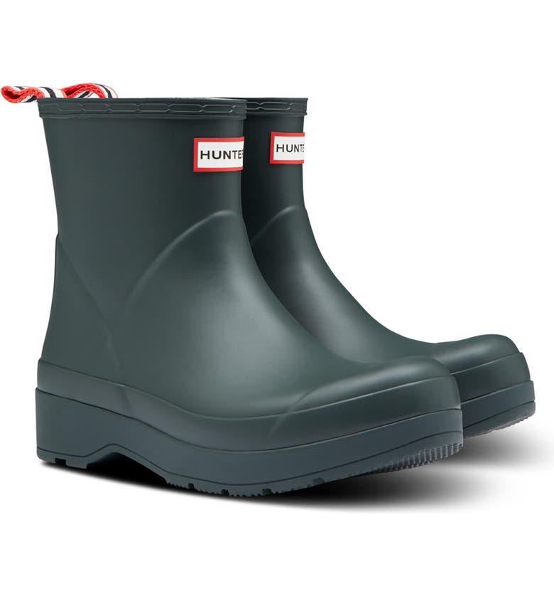 HUNTER Original Play Waterproof Boot, Main, color, ARCTIC MOSS