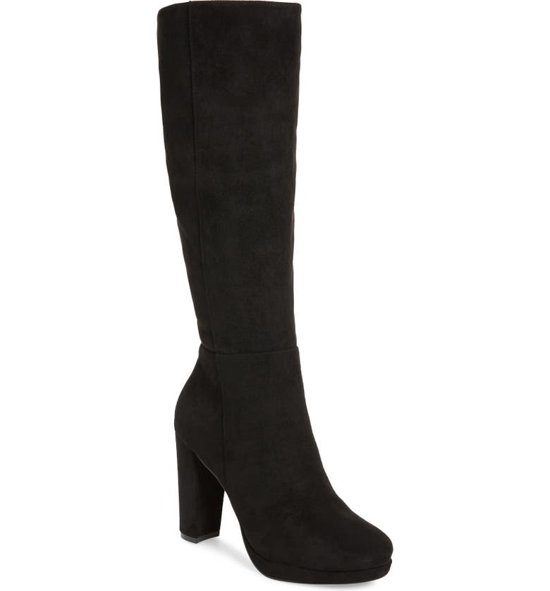 CHARLES BY CHARLES DAVID Converter Knee High Boot, Main, color, 001