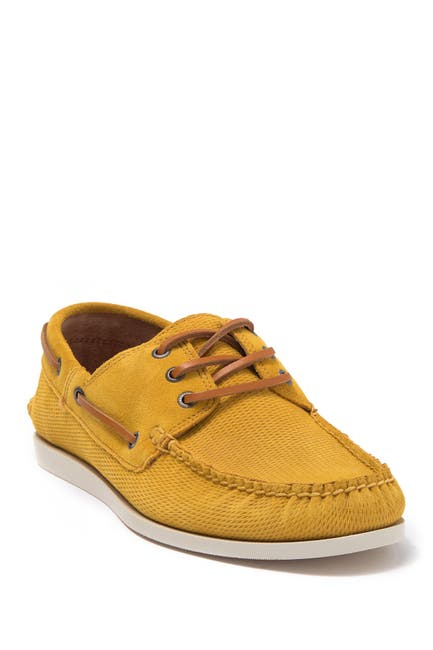 Image of Frye Briggs Boat Shoe
