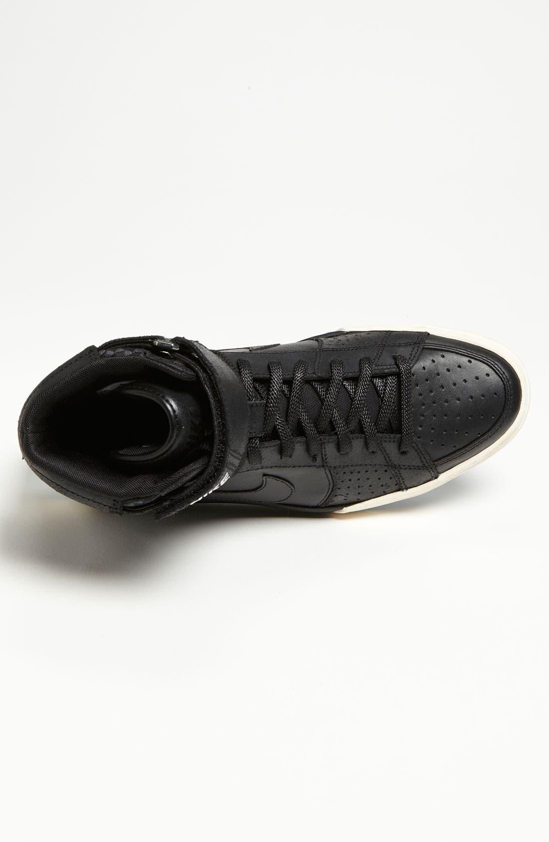 ,                             'Air Flytop' Sneaker,                             Alternate thumbnail 4, color,                             004