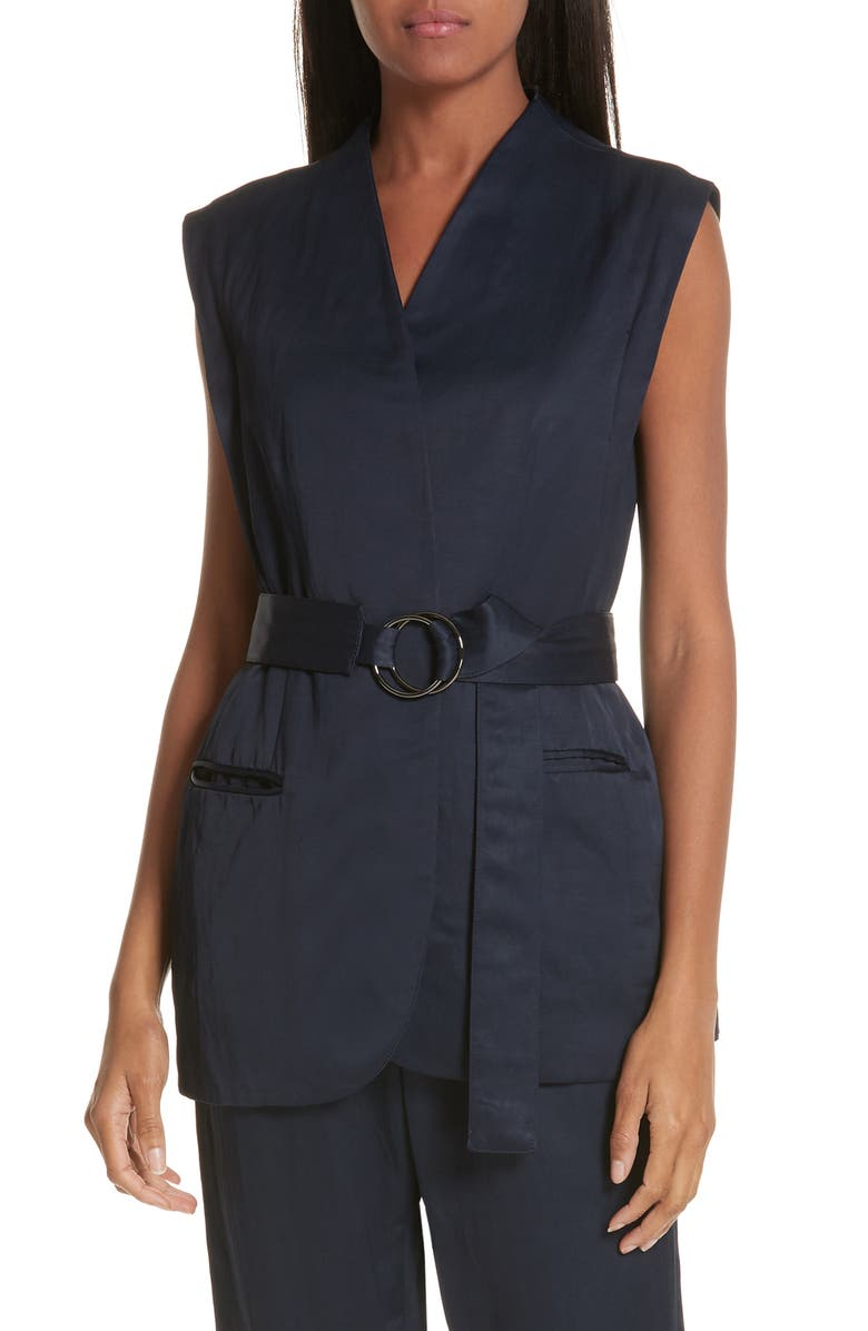 RACHEL COMEY Circuit Vest, Main, color, 404