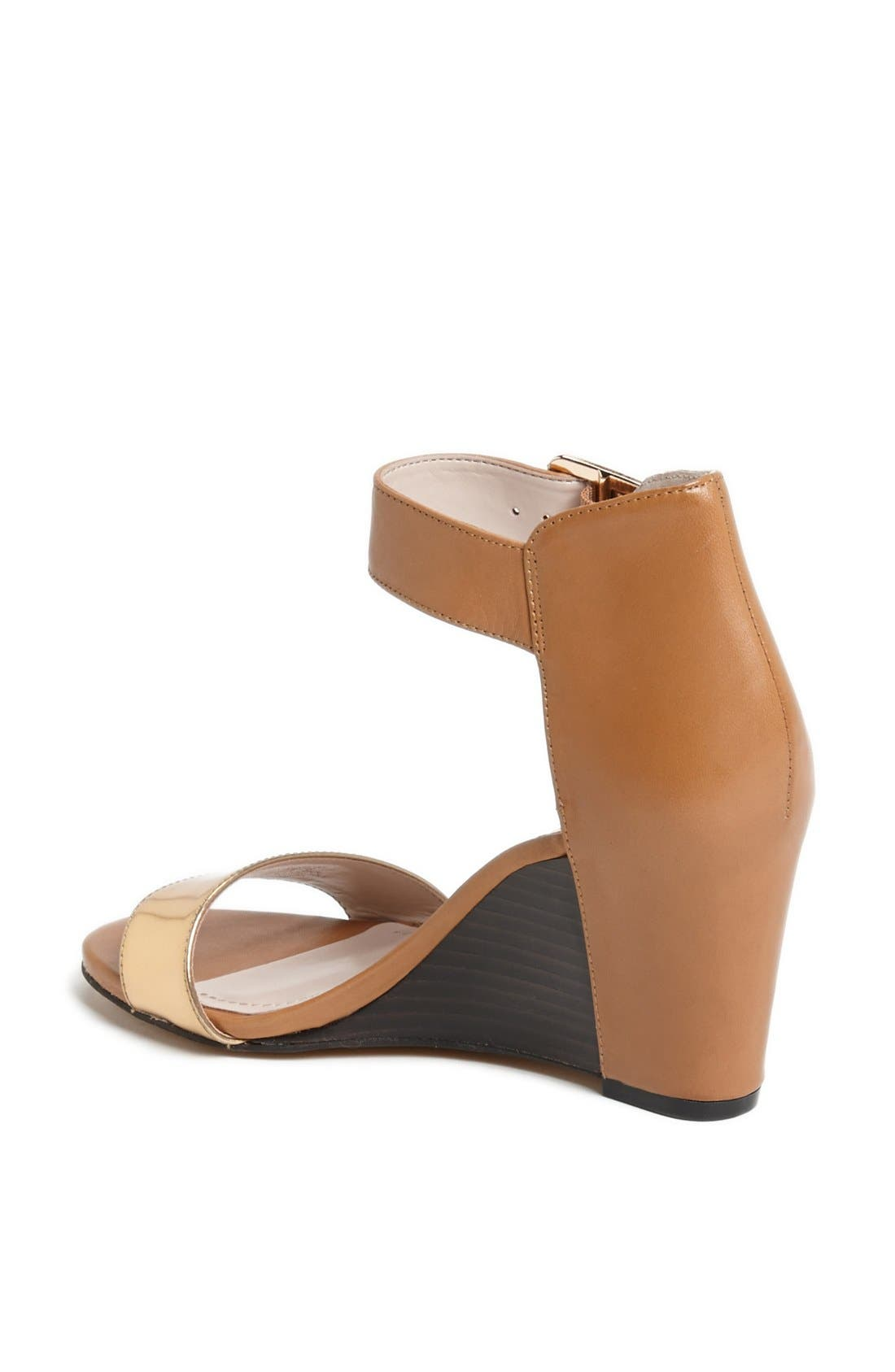 ,                             'Luciah' Ankle Strap Wedge Sandal,                             Alternate thumbnail 6, color,                             241