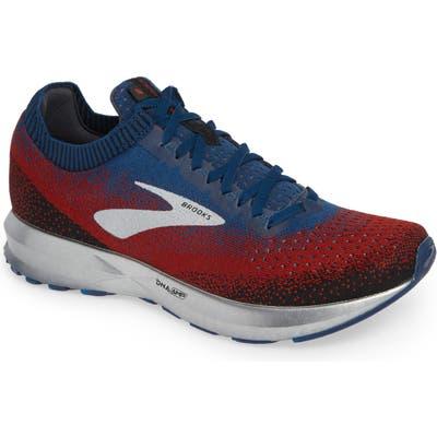 Brooks Levitate 2 Running Shoe, Red