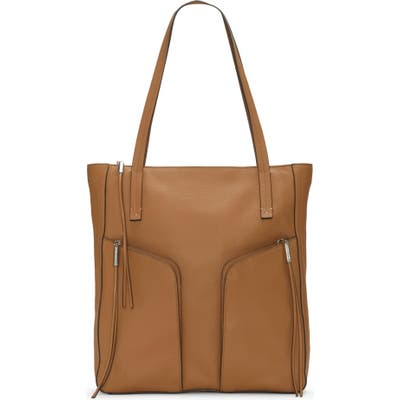 Vince Camuto Mika Leather Tote - Beige