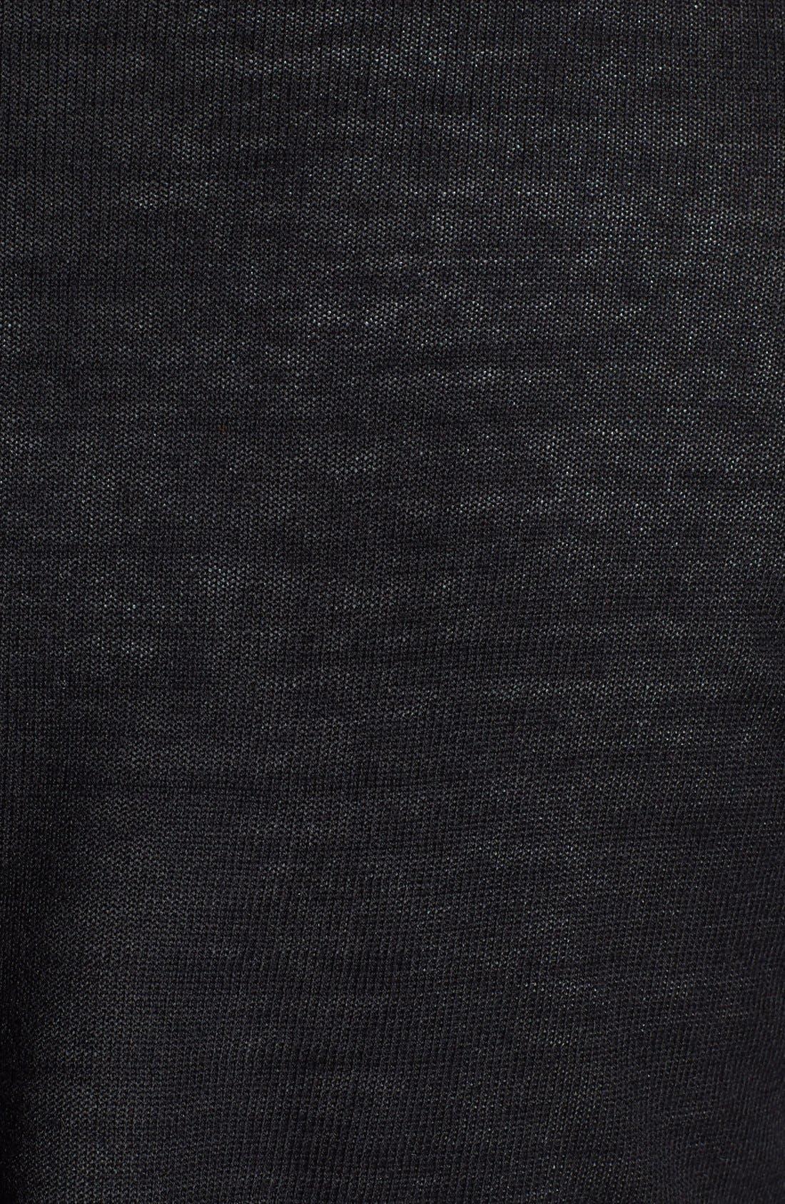 ,                             Wool Blend Shrug,                             Alternate thumbnail 2, color,                             001