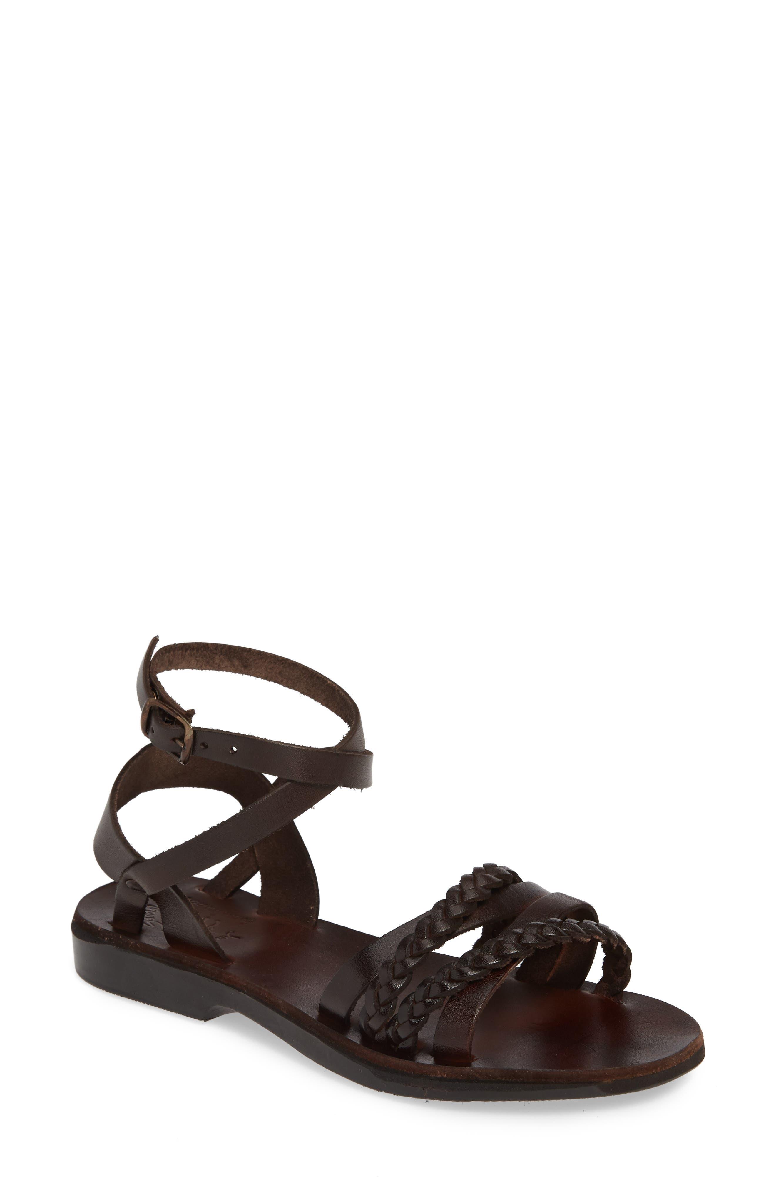Asa Wrap Sandal