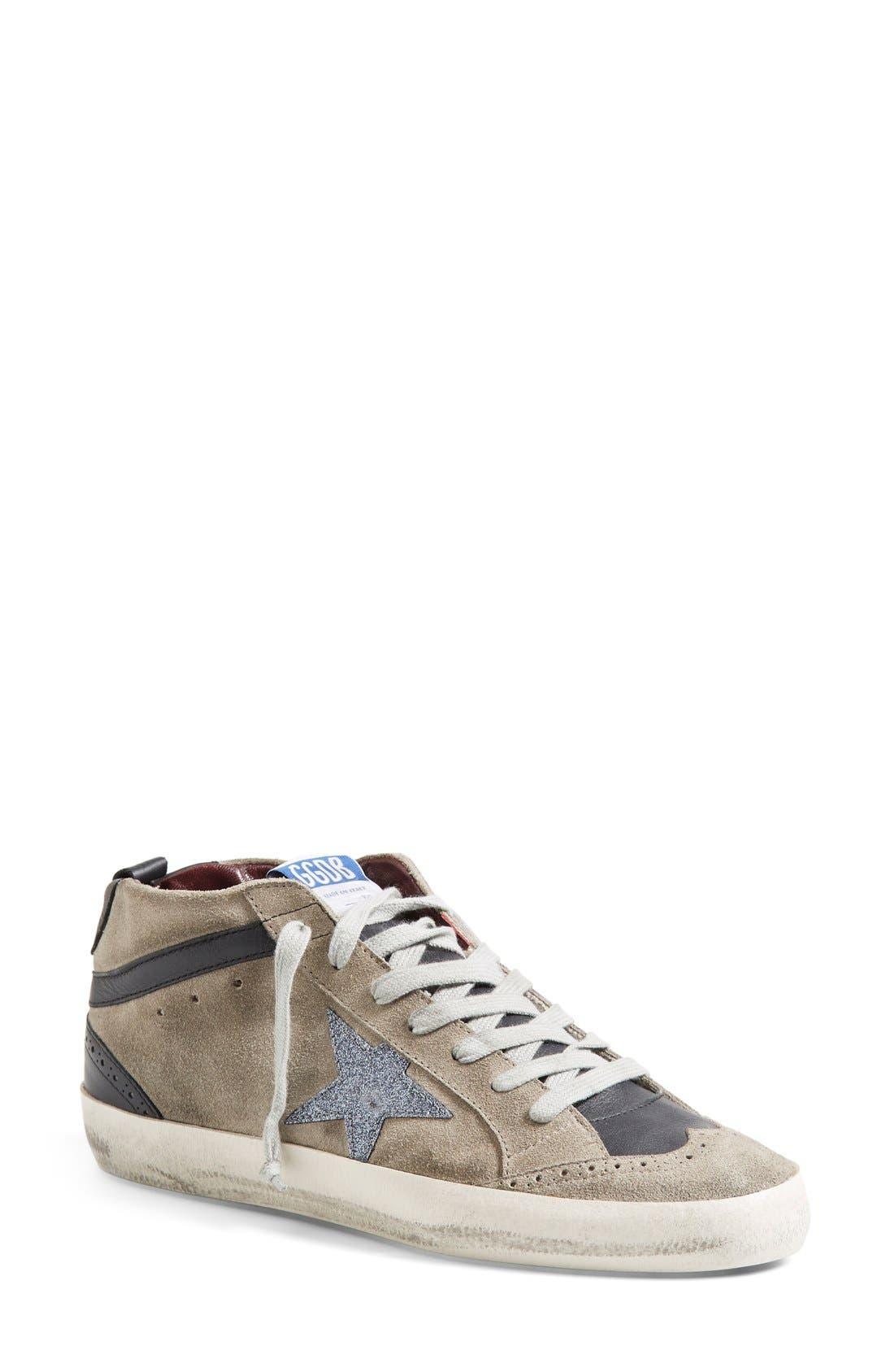 Golden Goose 'Mid Star' Sneaker (Women