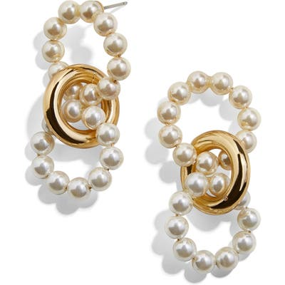 Baublebar Gia Imitation Pearl Drop Earrings
