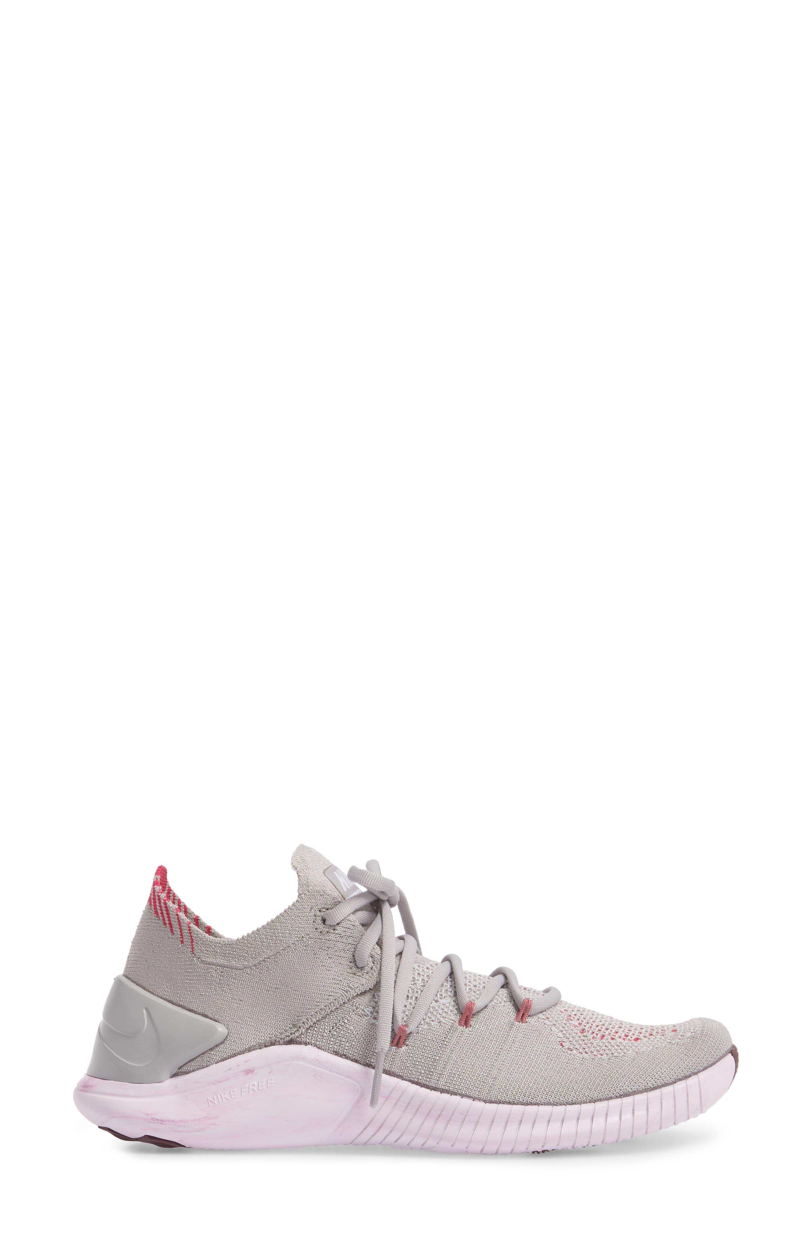 ,                             Free TR Flyknit 3 Training Shoe,                             Alternate thumbnail 38, color,                             025