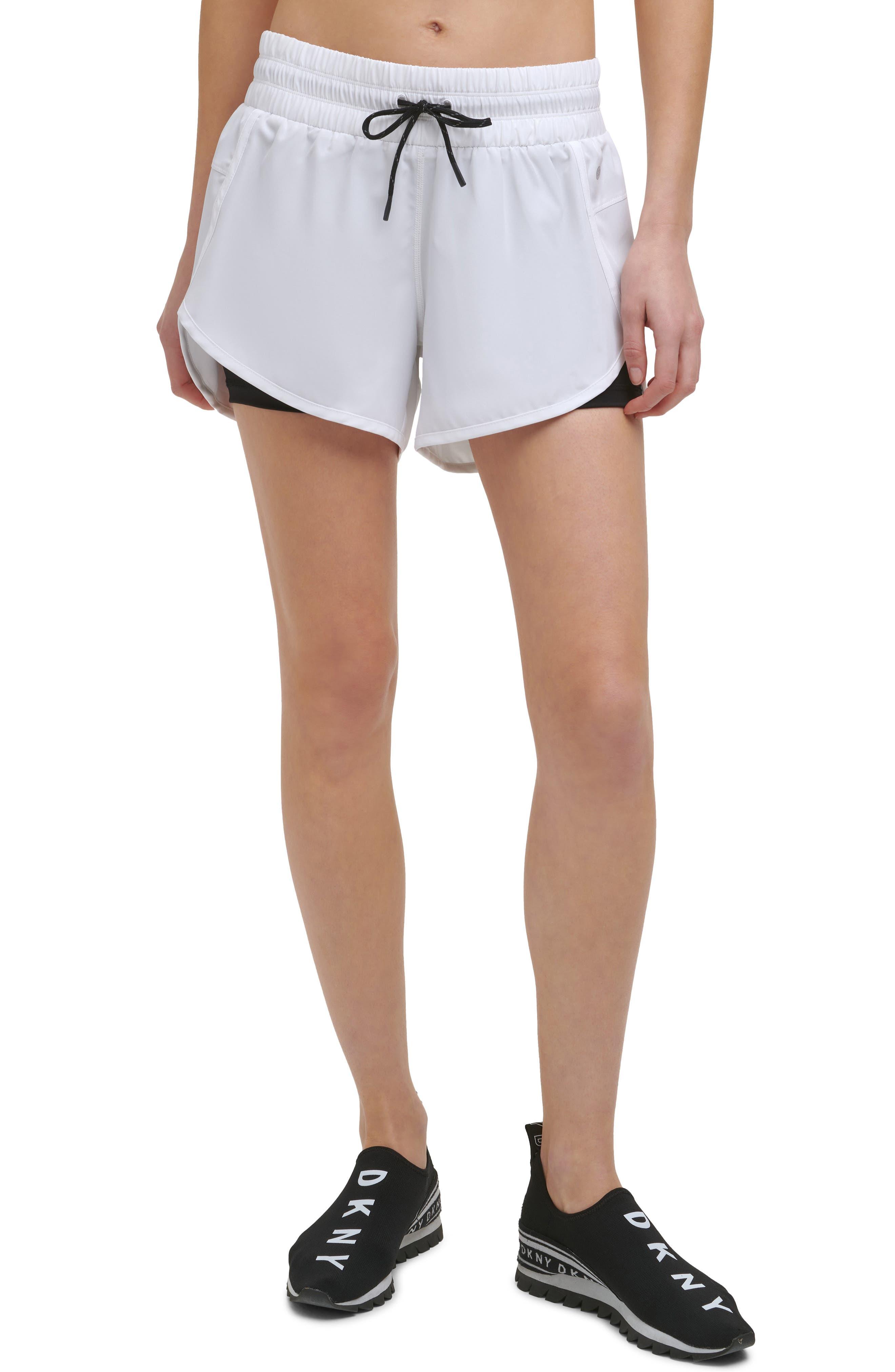 Dolphin Hem Shorts
