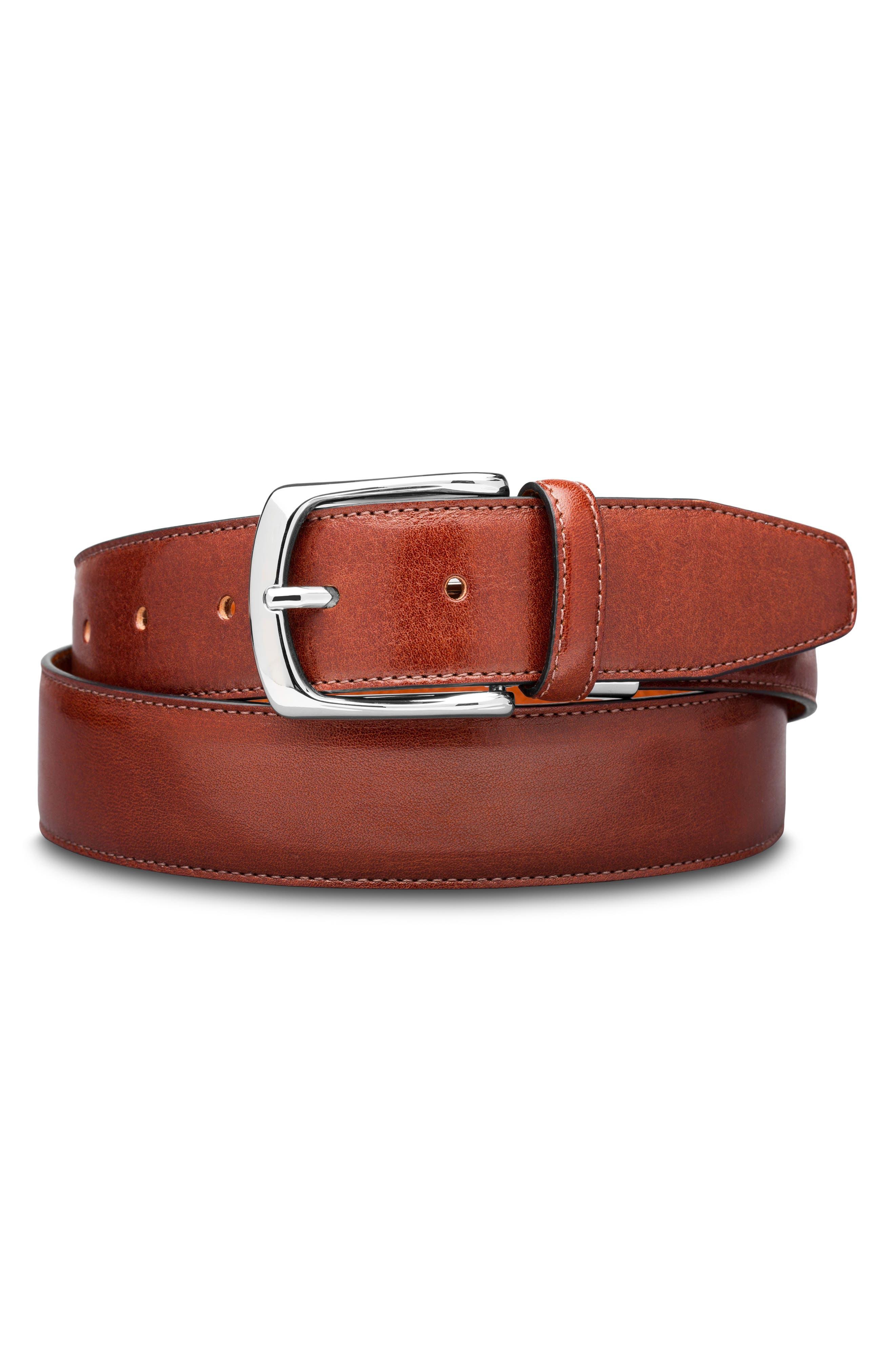Roma Leather Belt