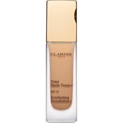 Clarins Everlasting Foundation+ Spf 15 - Caramel