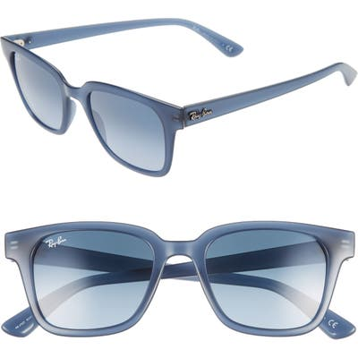 Ray-Ban 51Mm Classic Wayfarer Sunglasses - Blue/ Azure Gradient Blue