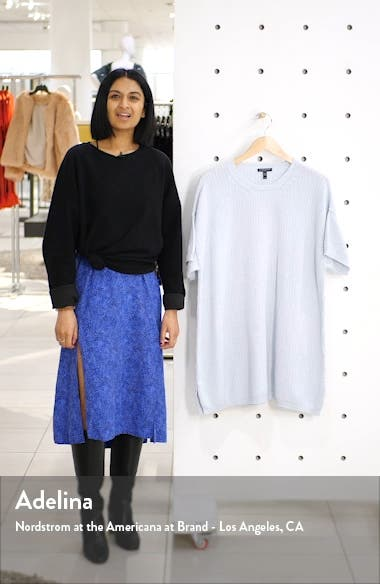 Crewneck Tunic Top, sales video thumbnail
